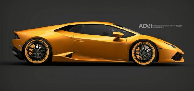 Huracan ADV1 wheels