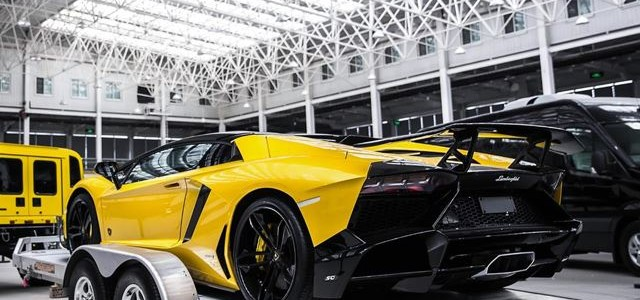 Aventador Roadster LP 720 MV by DMC